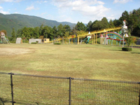 9.内子町城の台公園(野球場、体育館、テニスコートなど)&内子町交友館