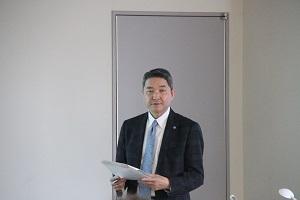 同委員会会長村田教授
